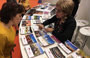 Castilla-La Mancha presente en la feria de turismo 'Expovacaciones' que se ha celebrado en Bilbao este fin de semana