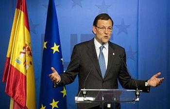 Mariano Rajoy asiste a la reunión del Consejo Europeo. Foto: EFE.