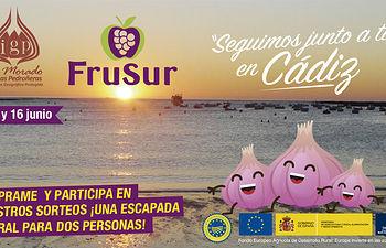 El Ajo Morado de Las Pedroñeras repite en Cádiz con su sabor más intenso.