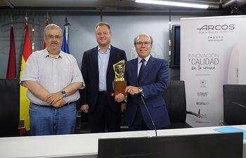 Presentación del Premio Pepe Isbert.