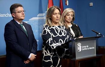 Ana Guarinos, diputada regional del GPP.