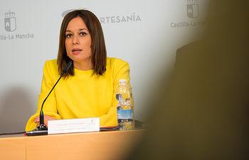 Ana Isabel Fernández Samper, directora general de Turismo, Comercio y Artesanía