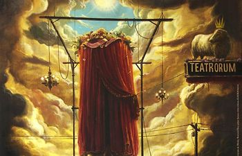 Teatrorum-Sueños de Lana Dorada de José Luis Serzo en el Teatro Cine Rex de Casas Ibáñez
