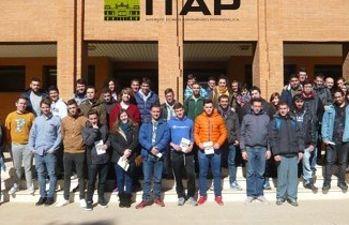 El ITAP apoya y colabora con los centros de formación agraria