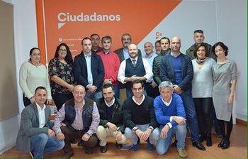 La asamblea para la elección del nuevo coordinador provincial ha contado con la presencia del Secretario de Organización Autonómico, Alejandro Ruiz