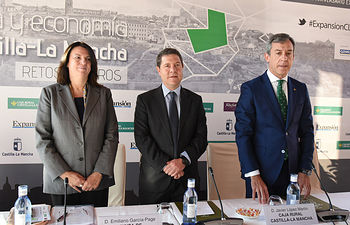 Jornada 'Desafíos en la industria y economía de Castilla-La Mancha, Retos futuros'