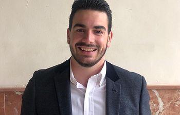 Luis Ángel Gómez Soler, Secretario Estrategia Electoral NNGG CLM  (Almodóvar del Campo, Ciudad Real)