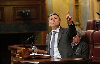 Pedro Saura, portavoz de Economía.