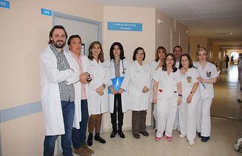 La Unidad de Ictus del Hospital Virgen de la Luz de Cuenca ha atendido a más de 200 pacientes en fase aguda. Foto: JCCM.