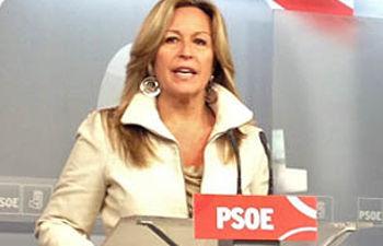Trinidad Jiménez, foto de archivo