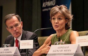 García Tejerina jornada energía y cambio climático 2030. Foto: Ministerio de Agricultura, Alimentación y Medio Ambiente