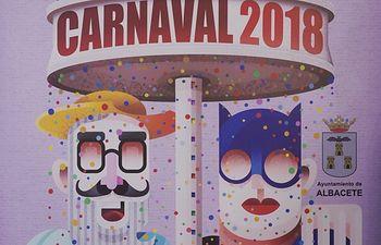 Cartel del Carnaval de Albacete 2018