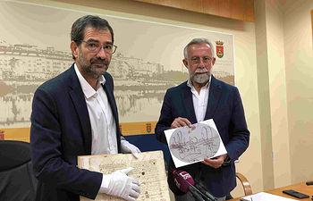Aparece por primera vez la firma de Fernando de Rojas en el archivo municipal.