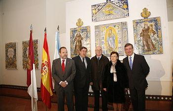 Marín inaugura ampliación Museo Ruiz de Luna I. Foto: JCCM.