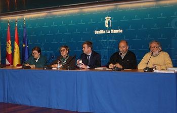 El Gobierno de Castilla-La Mancha aprueba el Plan de Inspección de centros, servicios y establecimientos sanitarios para 2016. Foto: JCCM.