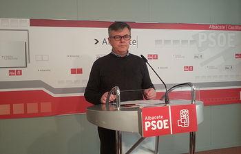 El PSOE pide la dimisión o el cese del concejal de Urbanismo de Hellín por construirse, presuntamente, un chalé en terreno rústico