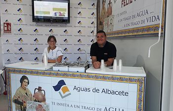 Aguas de Albacete Feria 2019