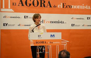 García Tejerina en El Economista. Foto: Ministerio de Agricultura, Alimentación y Medio Ambiente
