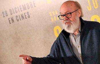 José Luis Cuerda - Foto RTVE.