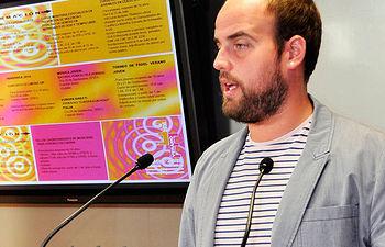 Carlos Gutiérrez: Presentamos a los jóvenes de Ciudad Real una agenda repleta de formación, viajes, música, deporte y tradiciones