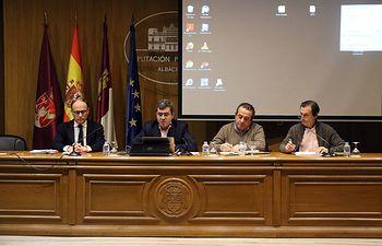 Asamblea Cosital Albacete.