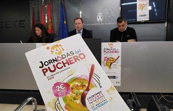 Presentación XII Jornadas del Puchero.