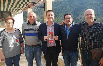 Acto PSOE en Ayna.