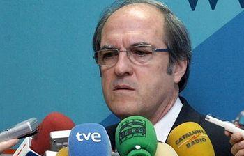 Ángel Gabilondo. Foto: Ministerio de Educación