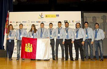 Seis alumnos representarán a Castilla–La Mancha en las Olimpiadas FP. Foto: JCCM.