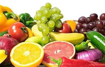 Frutas (Foto: Archivo)