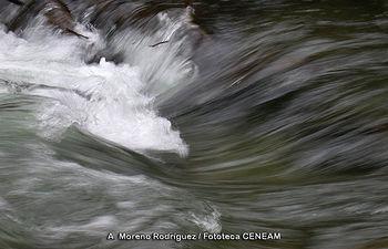 El Gobierno impulsa las obras de acondicionamiento de la batería de pozos en el sinclinal de Calasparra (Murcia) para paliar los efectos de la sequía. Foto: Ministerio de Agricultura, Alimentación y Medio Ambiente