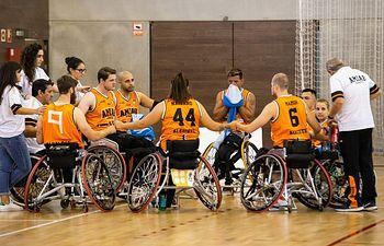 BSR Amiab Albacete -l Rincón Amivel (76-58).