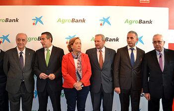 Jornadas AgroBank en Valdepeñas. Foto: Cooperativas Agro-alimentarias.