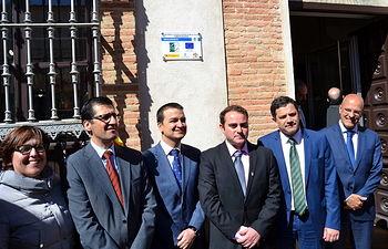 Inaugurado el Centro del Aceite de Oliva Campo de Calatrava de Moral