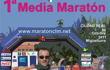 XVI Maratón de Castilla-LA Mancha