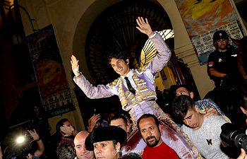 Sebastián Castella - Feria Taurina de Albacete - Foto: Javier Guijarro.
