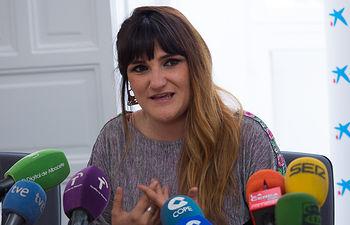 María Rozalén.