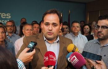 Francisco Núñez, preside el Comité Ejecutivo Provincial del PP de Albacete