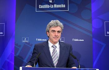 Rueda de prensa Consejo Gobierno_26-09-13. Foto: JCCM.