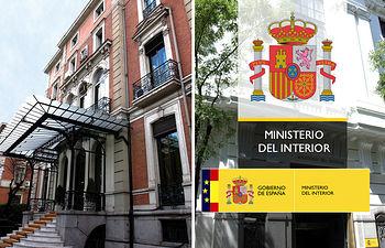 Ministerio del Interior. Foto: Ministerio del Interior