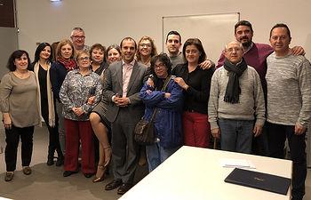 Nueva Ejcutiva PSOE Villanueva de la Torre.