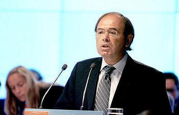 Pío García Escudero. Foto de archivo.