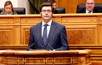 Romaní Pleno Cortes 2. Foto: JCCM.