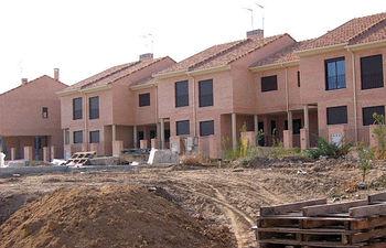 En la imagen, el solar en el que el Gobierno de Castilla-La Mancha construirá el nuevo Centro de Salud de Bargas (Toledo).