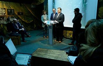 Inauguración exposición Empieza el espectáculo. Georges Méliès y el cine de 1900