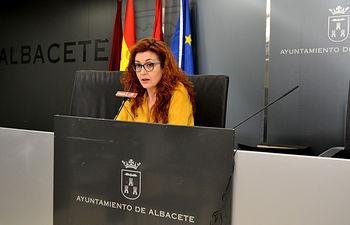 Juani García, concejala del GMS