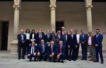 Rectores de España y Marruecos