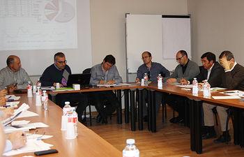 Comisión Sectorial Vitivinícola. Foto: Cooperativas Agro-alimentarias.
