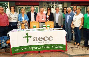 Cuestión Ferial de la AECC.