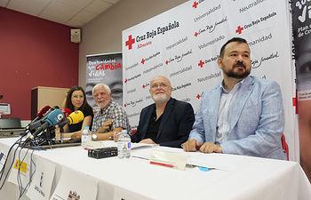 Presentación del Programa Operativo de Inclusión Social y Economía Social de Cruz Roja Albacete.